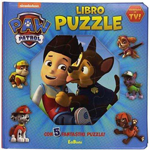 Libro puzzle. Paw Patrol. Ediz. illustrata (Libri puzzle) por AUTORI VARI