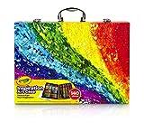 Crayola - 04-2532 - Kit de Loisirs Créatifs - Malette de l'Artiste - Inspirational Art Case