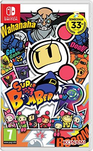 Super Bomberman R - Nintendo Switch [Importación italiana]