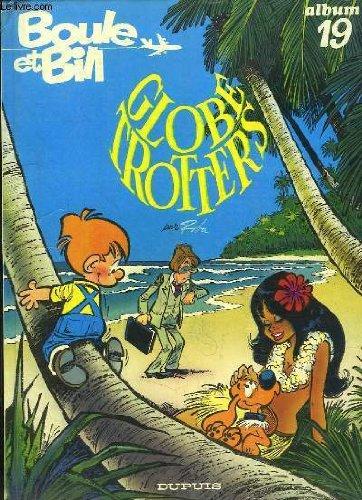 Boule et Bill n° 19 Globe-trotters