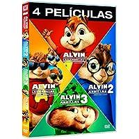 Alvin Y Las Ardillas 1-4