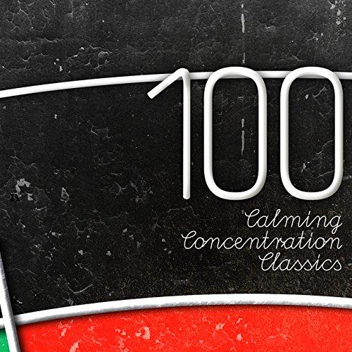 100 Calming Concentration Classics