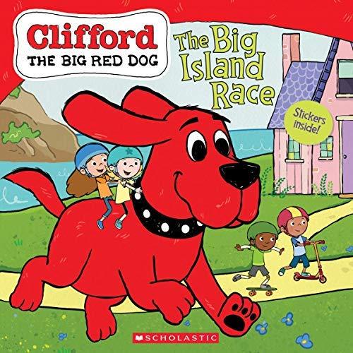 The Big Island Race (Clifford) (English Edition)