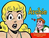 Archie: The Complete Daily Newspaper Comics (1960-1963) by Bob Montana (2013-07-09)