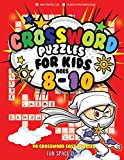 Crossword Puzzles for Kids Ages 8-10: 90 Crossword Easy Puzzle Books: Volume 7 (Crossword and Word Search Puzzle Books for Kids)