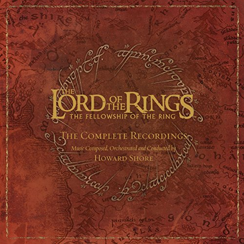 The Lord of the Rings: The Fellowship of the Ring - the Complete Recordings 12