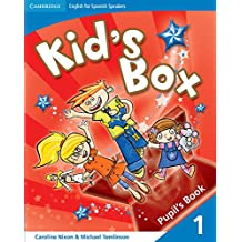 Kid's Box for Spanish Speakers  1 Pupil's Book - 9788483235850