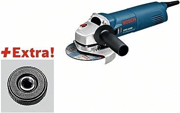 Bosch GWS 1100 Winkelschleifer mit SDS Click im Karton, 0601822400