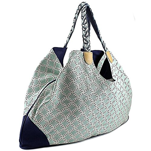 Cape Cod Shoe Supply Co. Brewster Beach Bag Donna Tela Knotty Life
