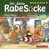 Rennfahrer und andere rabenstarke Geschichten (Der kleine Rabe Socke - Das Hörspiel zur TV-Serie 7)