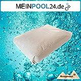 """25 kg Filtersand für Sandfilteranlagen 0,4-0,8 mm Marke """"Meinpool24.de"""" H1 versandkostenfrei mit DHL innerhalb Deutschlands"""