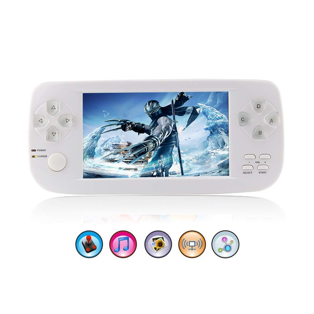Rongyuxuan Handheld Game Console Pap&PMP
