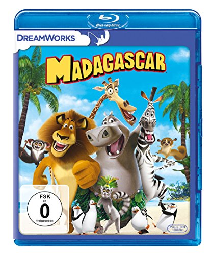 Madagascar [Blu-ray] Preisvergleich