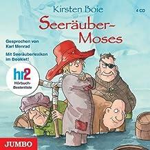Seeräuber-Moses von Kirsten Boie (2009) Audio CD