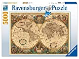 Ravensburger 17411 Antico mappamondo Puzzle 5000 pezzi immagine