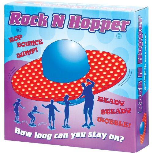 Hop-kugeln (Rock 'n' Hopper Pogo Kugel Hop Bounce Jump! Hopping-Spielzeug (und N))