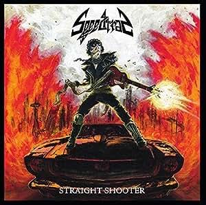 Straight Shooter (Limited Red Wax Vinyl) [VINYL]
