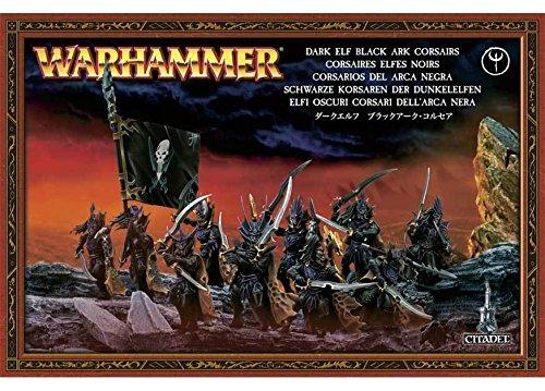 Games Workshop - Warhammer - Figurine - Corsaires Elfes Noires
