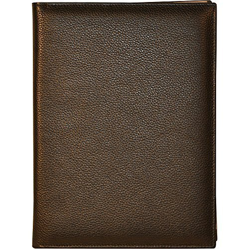 budd-leather-bound-refillable-journal-petite-leather-925-x-65-x-8-black-us-383-1-by-budd-leather