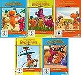 Der kleine Drache Kokosnuss - TV-Serie Teil 1 - 5 im Set - Deutsche Originalware [5 DVDs]