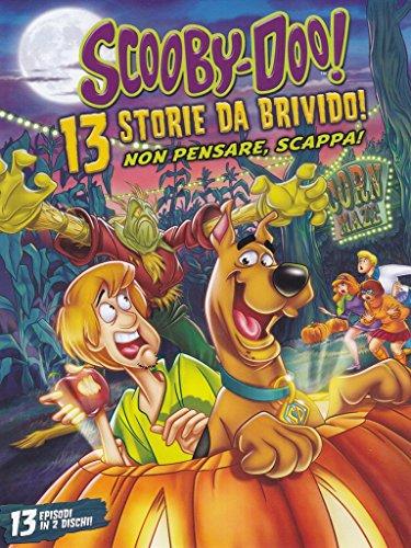 Scooby-Doo! - 13 casi da brivido - Non pensare, scappa!