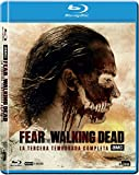 Fear The Walking Dead Temporada 3 Blu-Ray [Blu-ray]