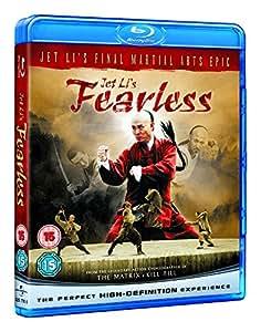 Fearless [Blu-ray] [UK Import]