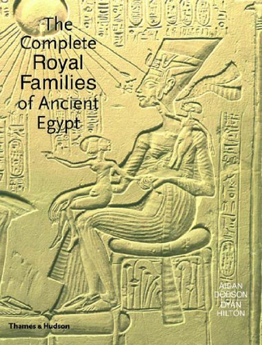 The Complete Royal Families of Ancient Egypt por Aidan Dodson