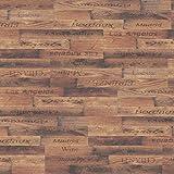 1 Paket (1,88m²) Korkboden zum klicken, Korkdesignboden in Holzoptik,Designkork zum klicken, Korkklickparkett Stärke 11 mm, Fertigparkett in Holzoptik endversiegelt - Box