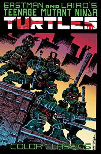 Teenage Mutant Ninja Turtles Color Classics, Vol. 1 (TMNT Color Classics, Band 1) (Nunchucks Michelangelo Tmnt)