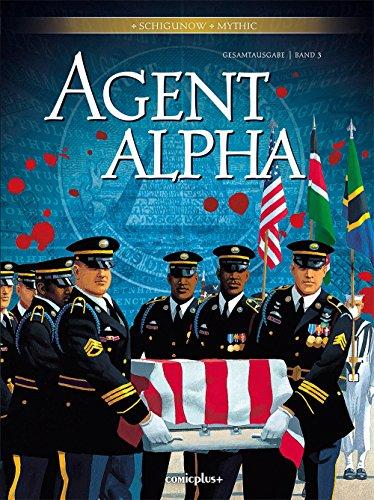 Agent Alpha - Gesamtausgabe 3