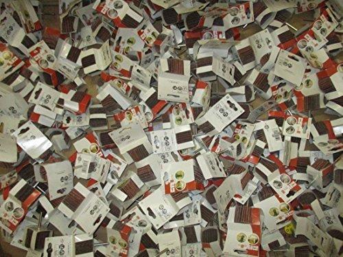 Bosch 1 Kg Lamellenschleifer Fächerschleifer mit Schaft für Bohrmaschine Vlies