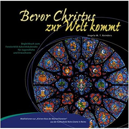 Bevor Christus zur Welt kommt: Fensterbild-Adventskalender für Jugendliche und Erwachsene