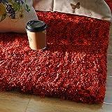 Mjb Teppich, japanischer Stil, einfarbig, für Schlafzimmer, Wohnzimmer, Sofa, Couchtisch,...