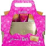 fruttini Geschenkset Glamour Girl Glamorous Cherry, Duschgel 200ml & Hand Cream 50ml & Body Lotion 200ml, 1er Pack (1 x 1 Set)