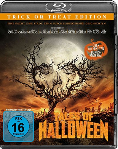 Tales of Halloween - Trick or Treat Edition [Blu-ray] (Tricks, Für Halloween Ideen)