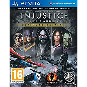 Injustice: Gods Among Us Ultimate Edition [Spanisch Import]