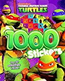 TMNT Teenage Mutant Ninja Turtles: Colouring and Activity Book With 1000 Stickers!