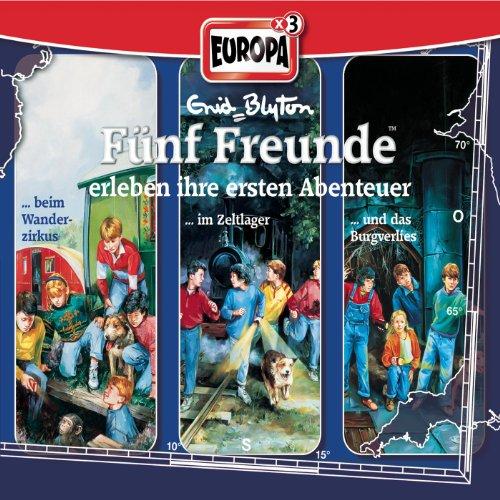 01/3er Box - Erleben Ihre Ersten Abenteuer (Freunde-box-set)