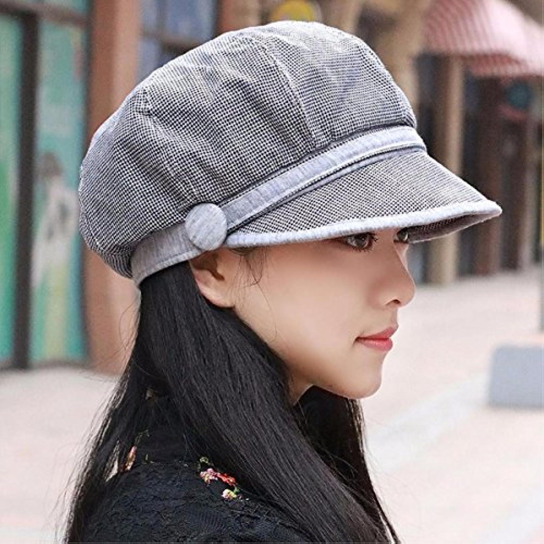 XINQING-MZ Hat a molla femmina e estate il vento caps Bow Tie faccia  grafica small caps vento caps moda casual beret cappuccio... Parent 9f6a69 ce1561b8ad64