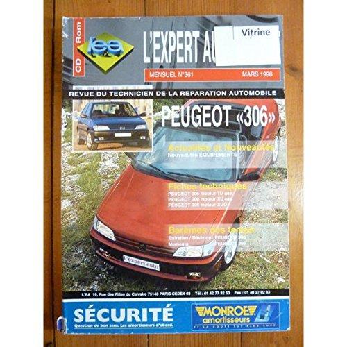 REVUE TECHNIQUE EXPERT AUTOMOBILE PEUGEOT 306