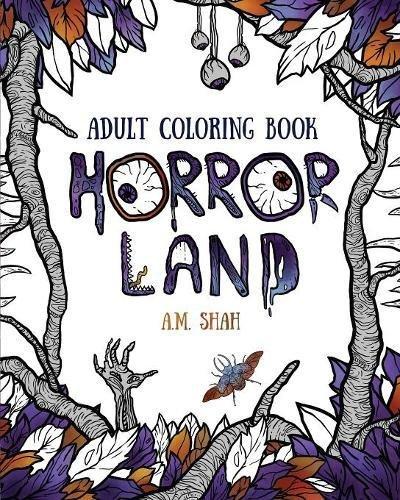 PDF] EPUB Adult Coloring Book: Horror Land Free EBook - Jhuiyui6h