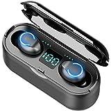 Trådlös hörlurar Bluetooth öronsnäcka hörlurar Fine utförande In Ear hörlurar F9-8 TWS Sports hörlurar Mini Earbuds Stereo Du