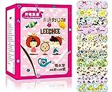 PENVEAT Bandage Lovely 100pcs étanche respirant Cute Cartoon - Best Reviews Guide