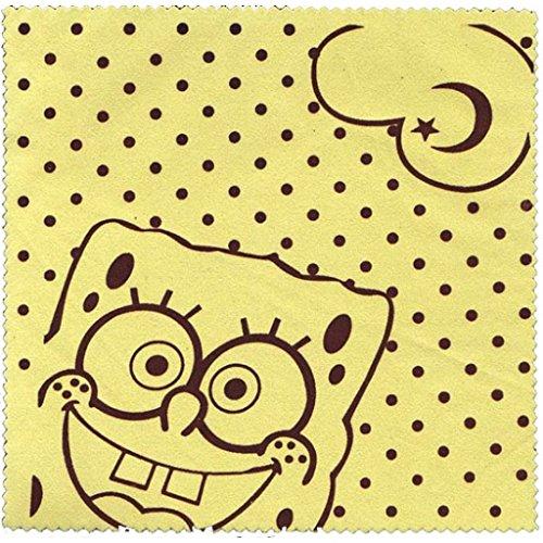 Microfasertuch zum Brille putzen | Spongebob - Brillenputztuch NEU