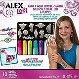 Alex 1724 - Emaille-Anhänger Zum Anmalen