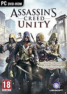 Assassin's Creed: Unity - édition spéciale (B00KYH8GUA) | Amazon price tracker / tracking, Amazon price history charts, Amazon price watches, Amazon price drop alerts