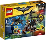 """LEGO UK 70913 """"Scarecrow Fearful Face-Off"""" Construction Toy"""