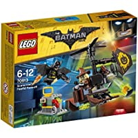 LEGO DC Comics 70913 Batman Movie Scarecrow Fearful Face-Off Toy