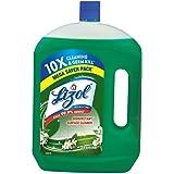 Lizol Disinfectant Surface & Floor Cleaner Liquid, Jasmine - 2 L | Kills 99.9% Germs